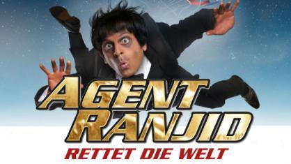 """Kaya Yanar im Interview – zum Kino-Film """"Agent Ranjid rettet die Welt"""""""