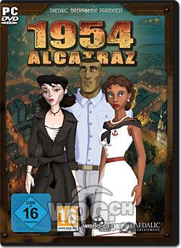 1954 Alcatraz – Vorschau / Preview