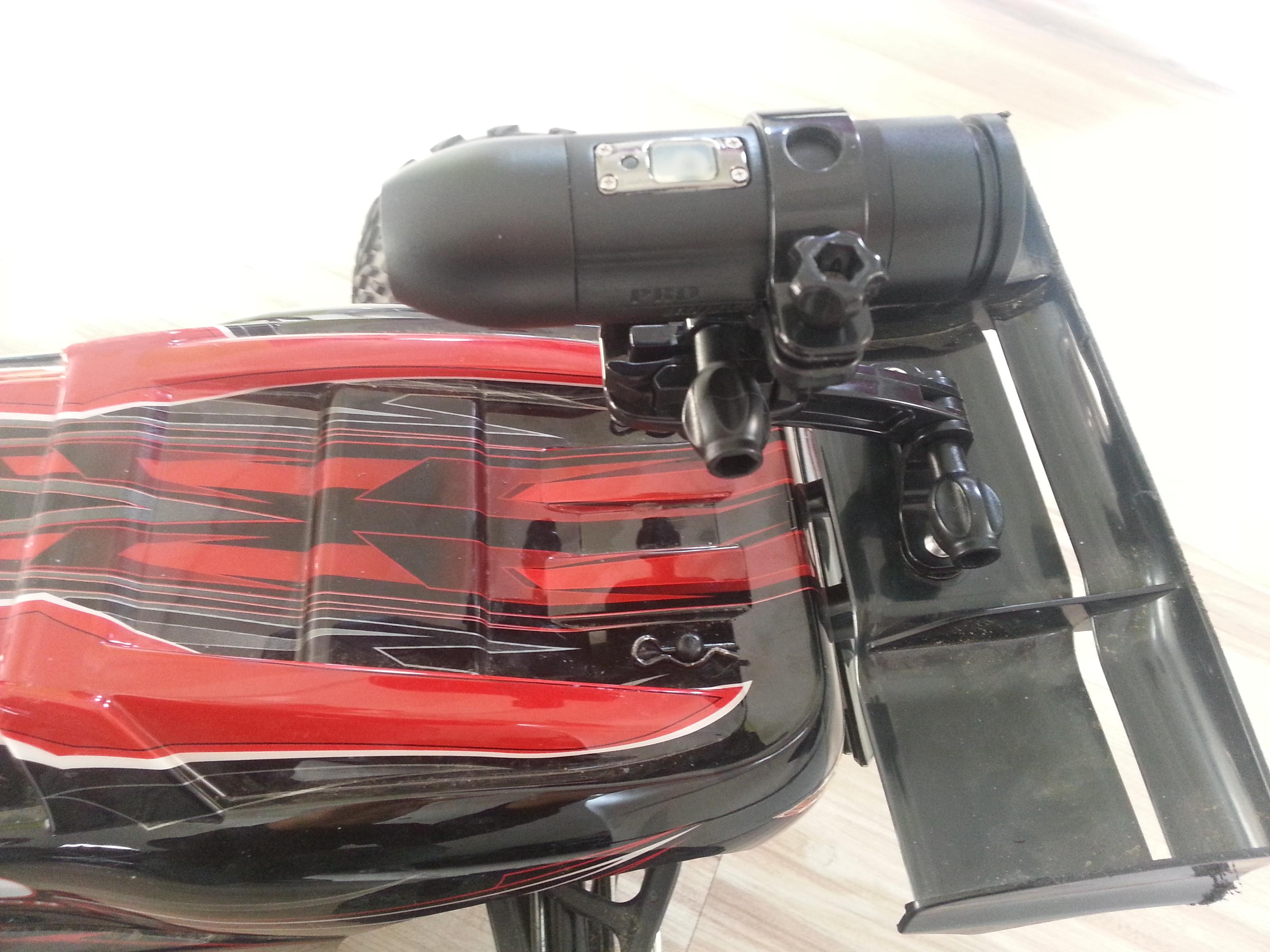 Rollei Bullet HD PRO auf Erevo vorgestellt