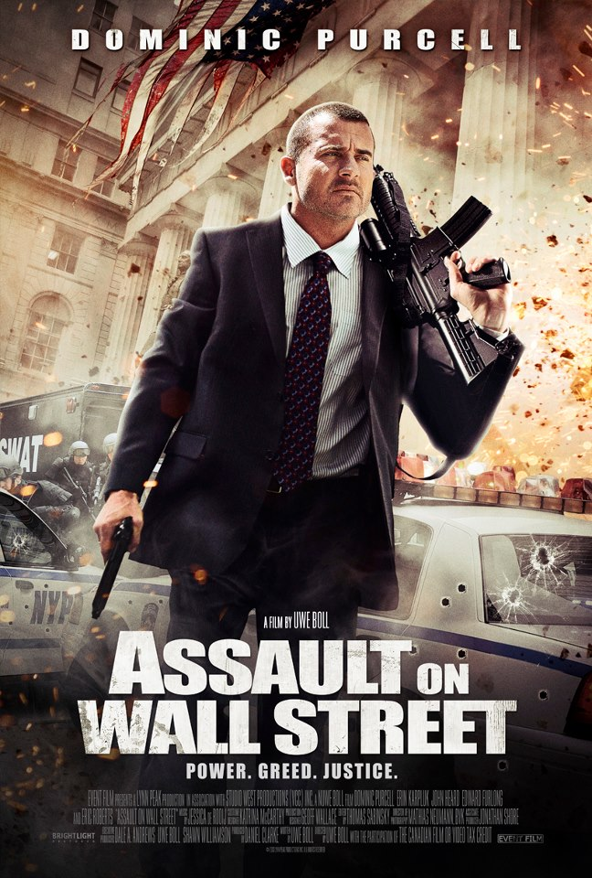Assault on Wall Street – Preview mit Uwe Boll