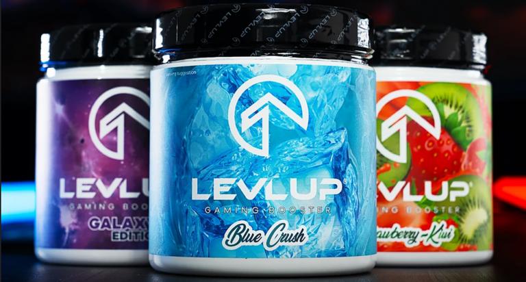 LevlUp – Der Drink für Gamer – Erfahrungsbericht