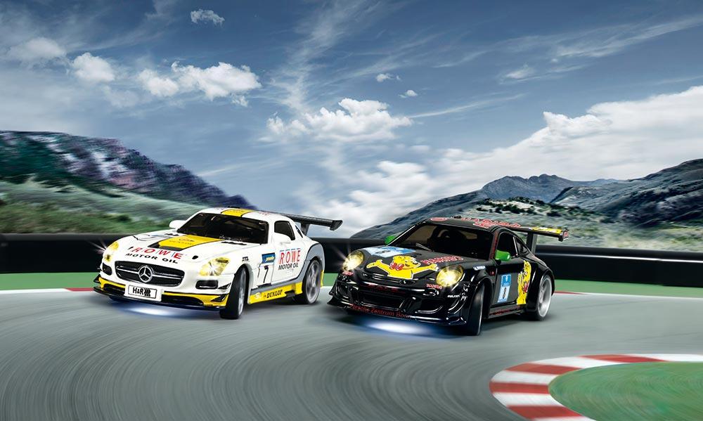 SIKU Racing GT Challenge – Die Autorennbahn für Jung und Alt