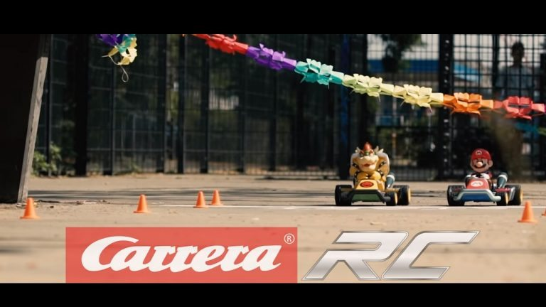 Mario vs. Bowser – Das  Carrera RC Kart Duell