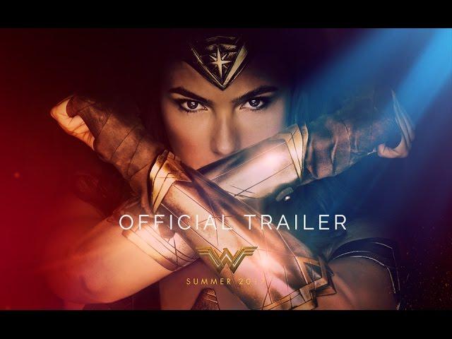 Wonder Woman: Erster offizieller Trailer