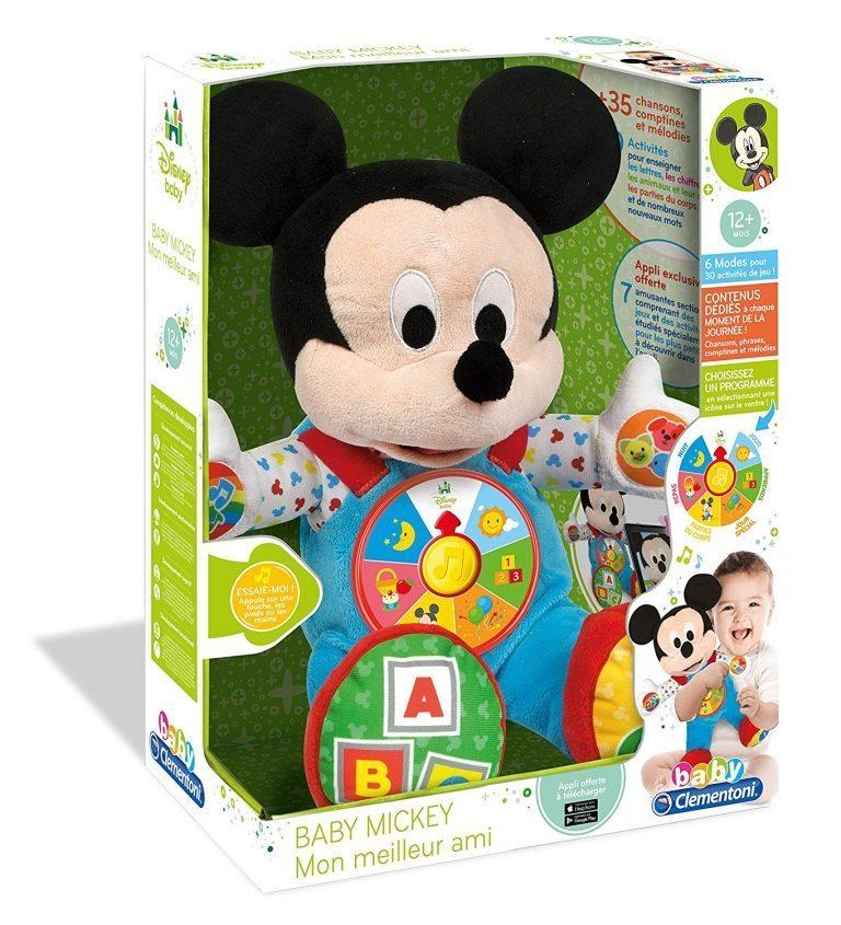 Ausprobiert: Baby Mickey – Interaktives Lernspielzeug von Clementoni