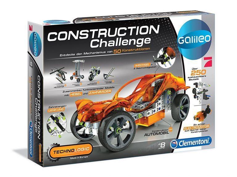 Ausprobiert – Construction Challenge