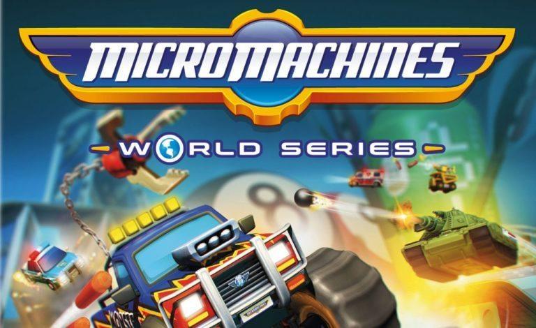 Micro Machines World Series – Neuer Trailer rückt Fahrzeuge in den Fokus