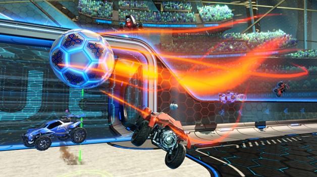 Rocket League: Über 1 Milliarde Partien und 25 Millionen Spieler