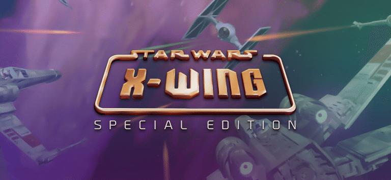 Erstes Video: Modder arbeiten an X-Wing (1993) mit neuer Grafik