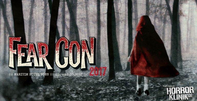 Deutschlands erste FearCon – Halloween feiern mit Hollywoodstars