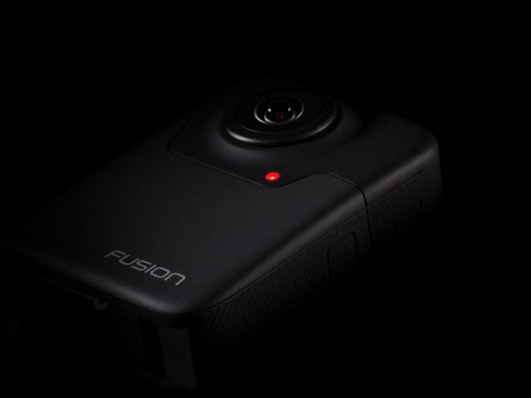 GoPro Fusion – die Kamera für 360 Grad Aufnahmen
