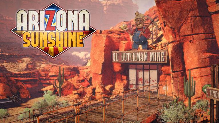 Arizona Sunshine – Ab morgen fliegen die Kugeln