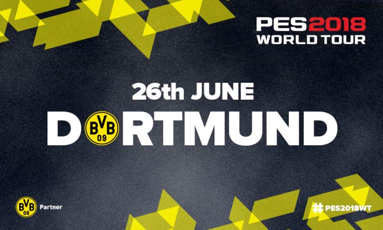 Pro Evolution Soccer 2018 – Vorschau von der PES World Tour in Dortmund