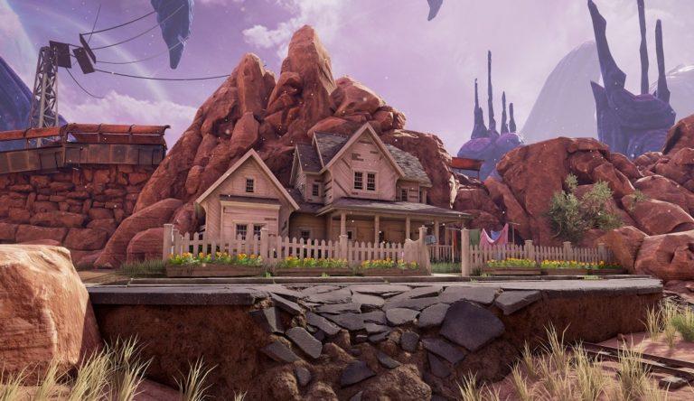 Obduction – Neuer Trailer für das VR-Abenteuer
