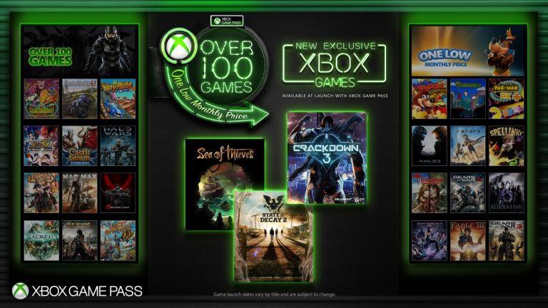 Xbox – Fast Start und neue Spiele im Xbox Game Pass