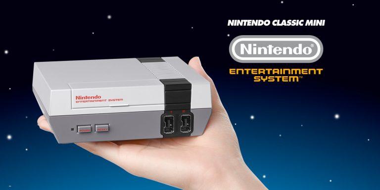 NES Classic Mini: Bald wieder im Handel