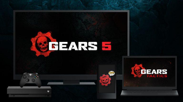 Gears of War – Teil 5 mit Trailer angekündigt