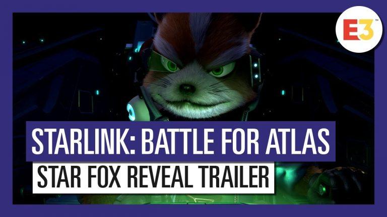 Starlink: Release Termin bekannt, Star Fox Crossover bestätigt