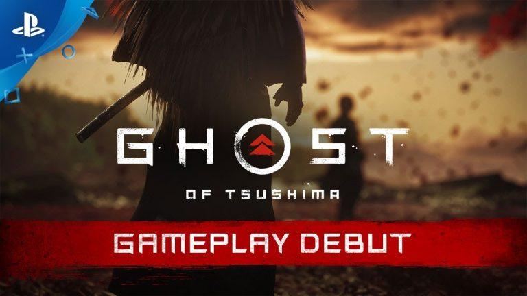 Ghost of Tsushima – E3 Gameplay Trailer