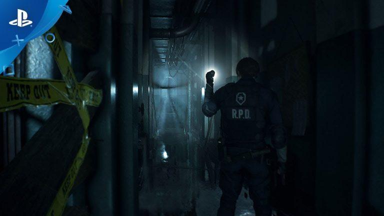 Resident Evil 2 – Remake Trailer, Release Datum bekannt