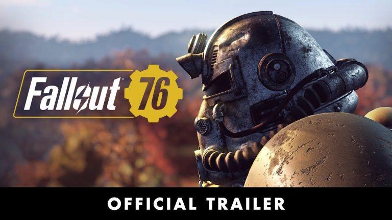 Fallout 76 E3 Trailer – Online Modus bestätigt!