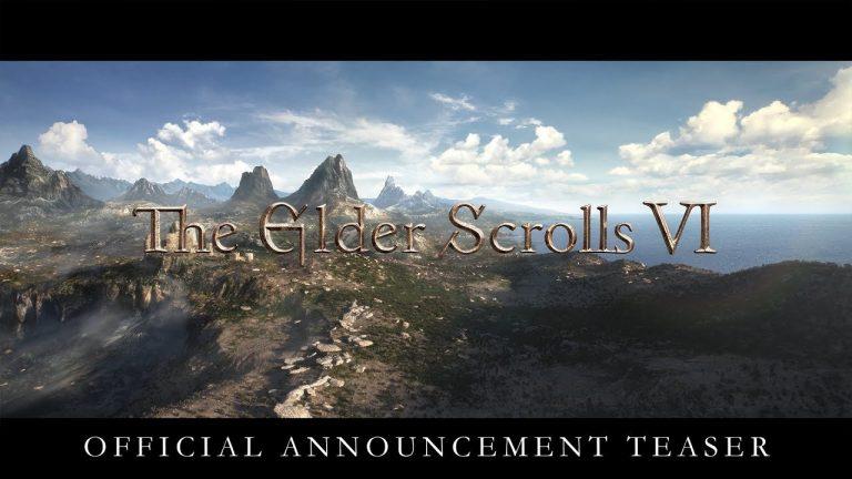 The Elder Scrolls VI – E3 Teaser