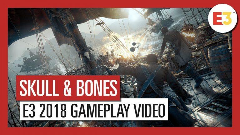 Skull and Bones E3 Gameplay Video vorgestellt