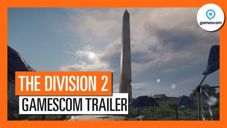 Neuer Trailer zu The Division 2 veröffentlicht