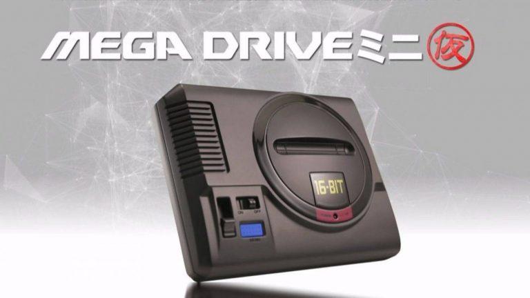 Sega Mega Drive Mini – Auf 2019 verschoben
