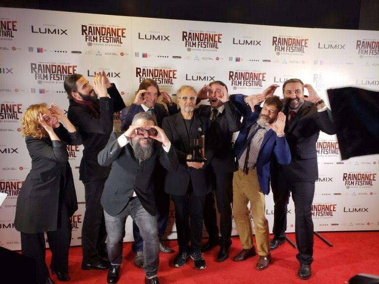 Vive Studios für immersives Storytelling auf dem Raindance Film Festival ausgezeichnet