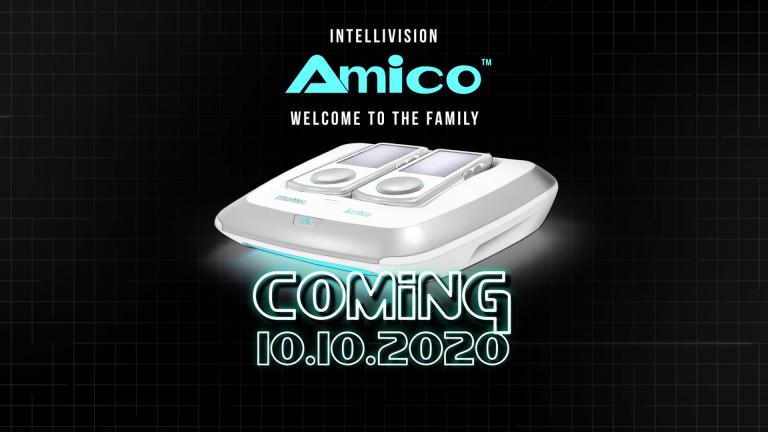 """Intellivision stellt neue Konsole """"Amico"""" vor"""