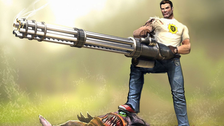 """Serious Sam 4 – Video """"Against All Odds"""""""