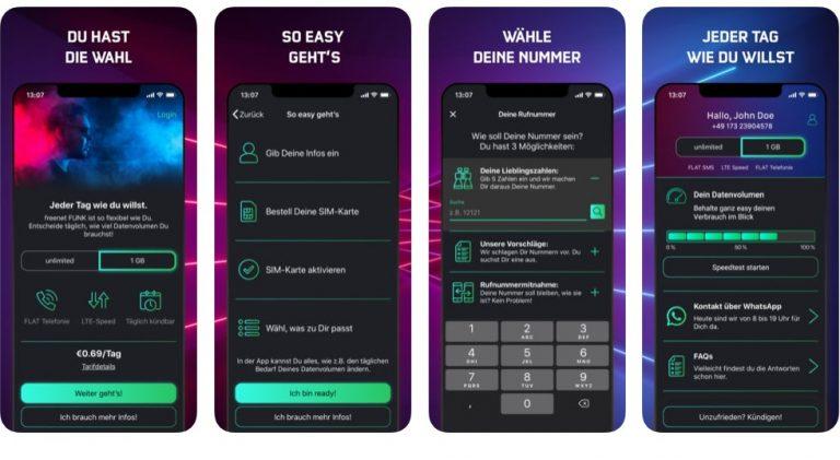 Freenet Funk: Unlimited LTE für 30 Euro