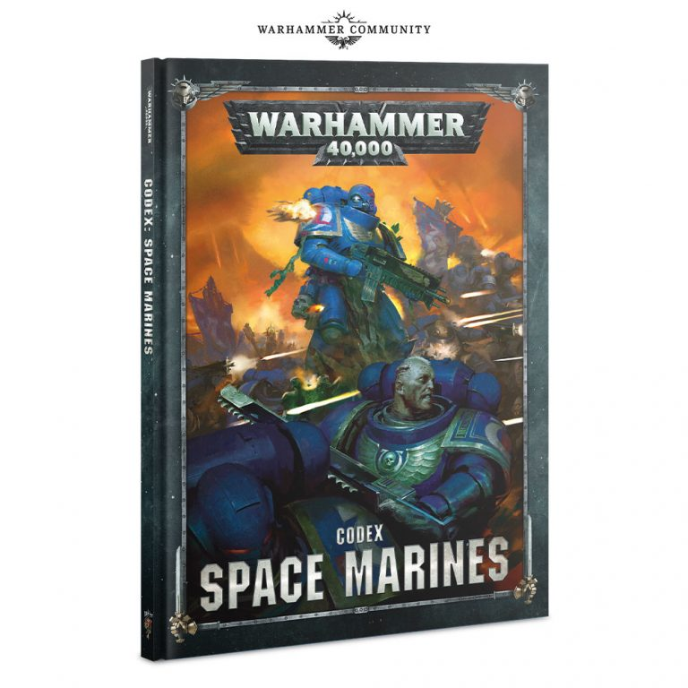 Review: Codex Space Marines 2.0