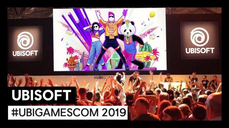Ubisoft Line-Up für die Gamescom 2019