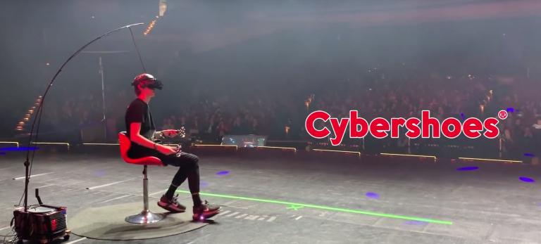 Cybershoes – Der nächste Sprung in die virtuelle Realität