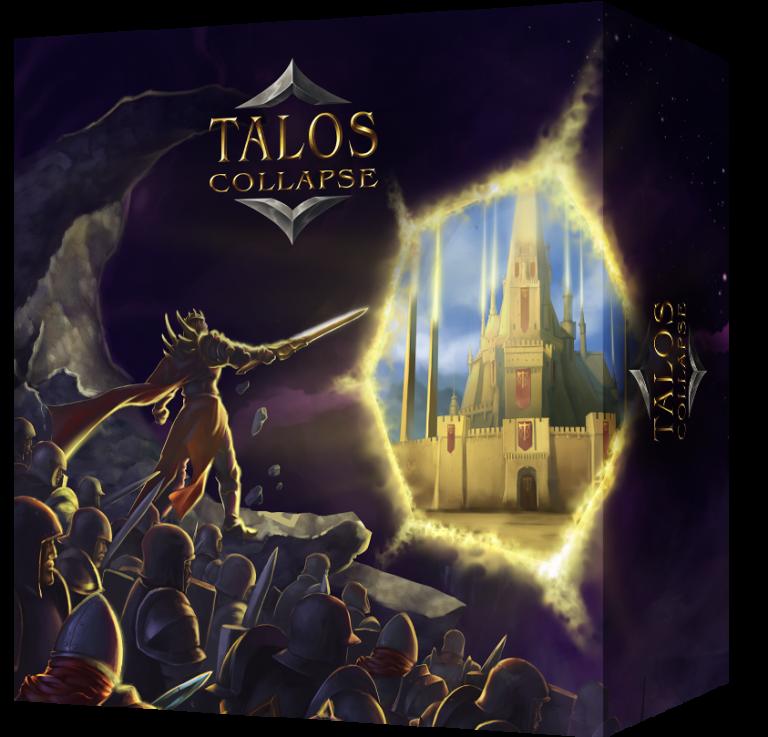 Brettspiel-Preview: Talos Collapse