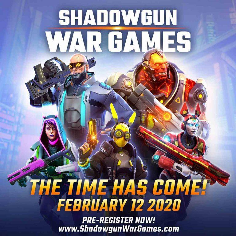 Shadowgun War Games erscheint am 12. Februar