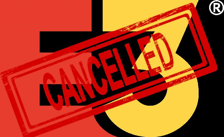 E3 abgesagt!