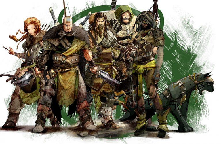 Die Hunters in Guild Ball pirschen sich an!