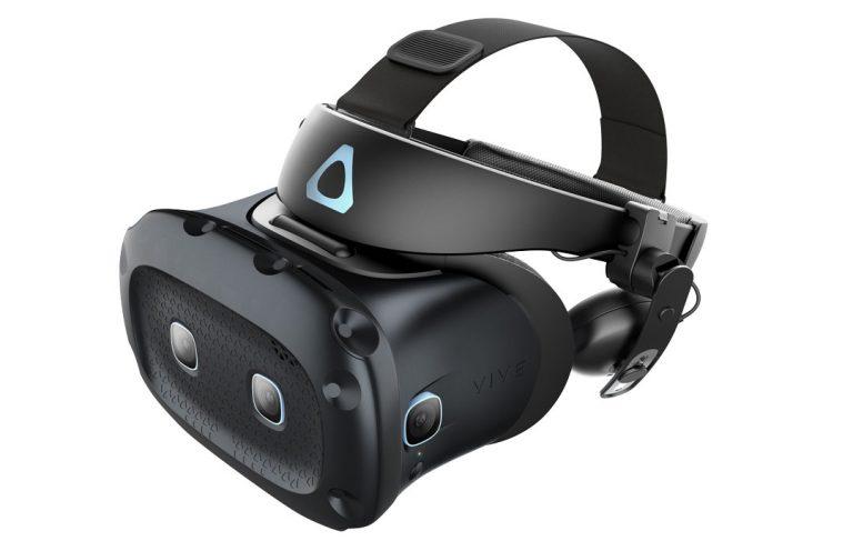 Cosmos Elite HMD und Externe Tracking Faceplate mit Half-Life: Alyx