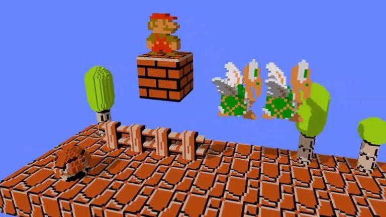 3dSen – NES 3D Emulator im Early Access