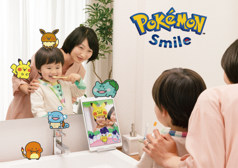Pokémon Smile – Neue App für jüngere Kinder