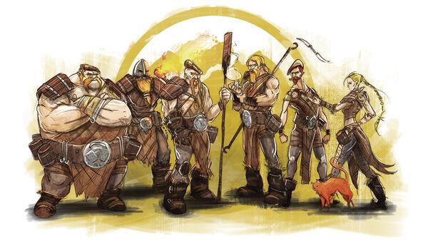 Die Brewers aus Guild Ball laden ein!