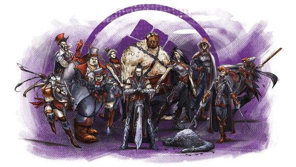 Die Union aus Guild Ball – Der Feind meines Feindes…