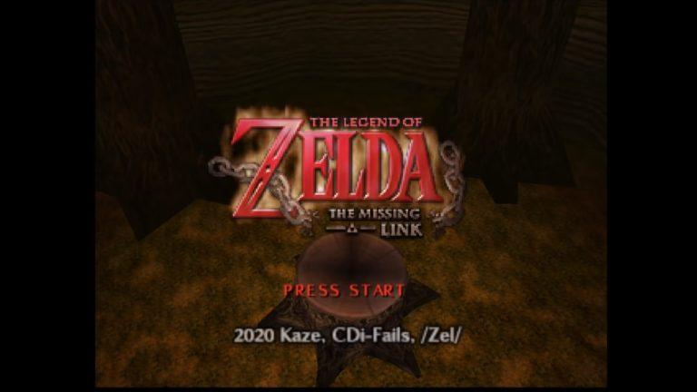 The Missing Link – Modder kreiert neues Zelda Spiel