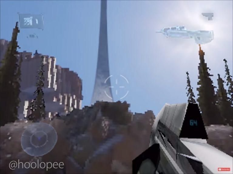 Halo Infinite Nintendo 64 – Lustiger Trailer
