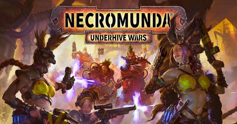 Necromunda: Underhive Wars – Neuer Trailer zeigt Fraktionen