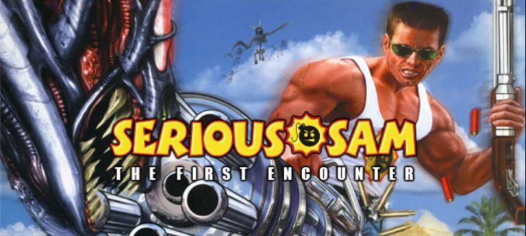 Schnappt euch Serious Sam: First Encounter kostenlos