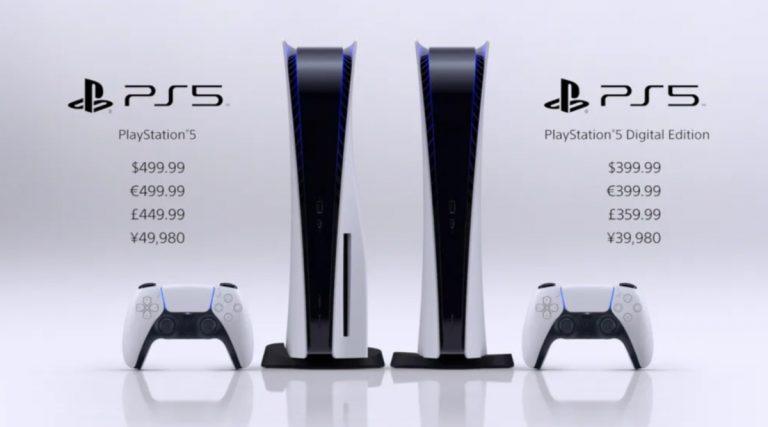 Playstation 5 – Preise, Vorbestellung und Games